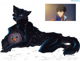 WereHaru by Stray-Sketches