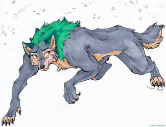 WereIkuya - redesign by Stray-Sketches
