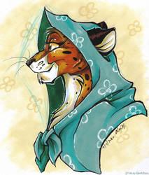 DTYIS - Cheetah Girl