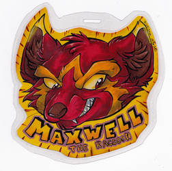 Badge Commission - Maxwell