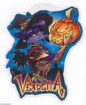 Halloween Badge - Vendetta