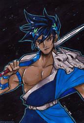 Hades - Make Him Blue
