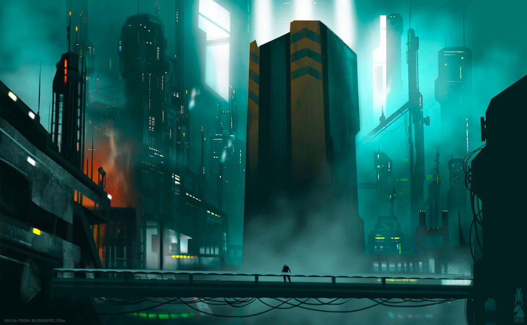 future environment HD by shiva-tron on DeviantArt