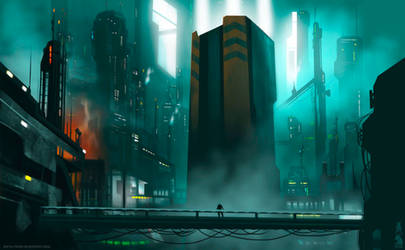 future environment HD by shiva-tron