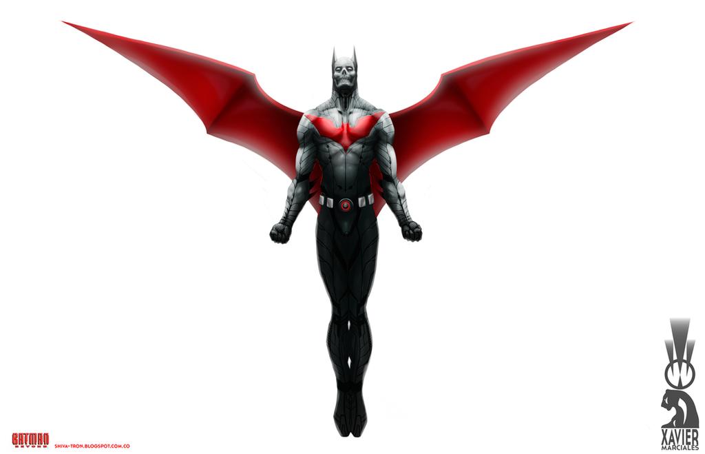 Batman Beyond Fanart by shiva-tron
