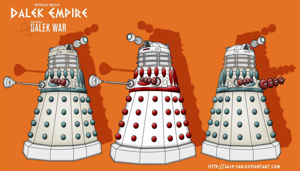 Daleks Of The Mentor by Jace-san