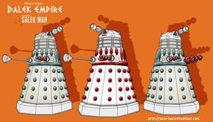 Daleks Of The Mentor