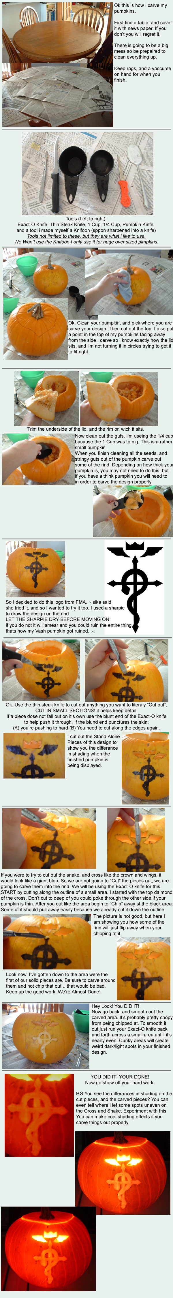 Pumpkin carving tutorial by finnajei on deviantart for Pumpkin sculpting tutorial