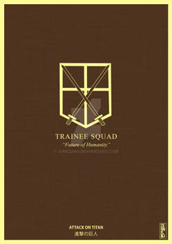 Attack on Titan - Trainee Squad