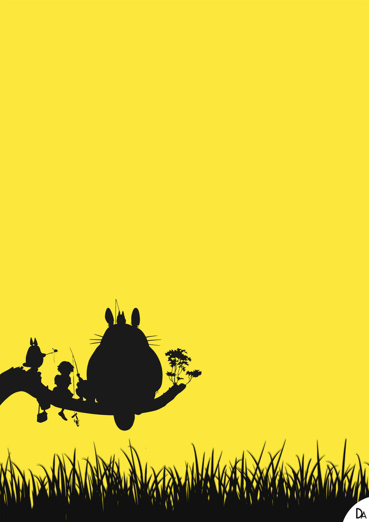 Yellow Totoro! by June22nd