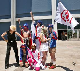 Team Gurren by ai-plus-you