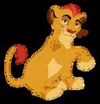 Simba's Little Lion Guard