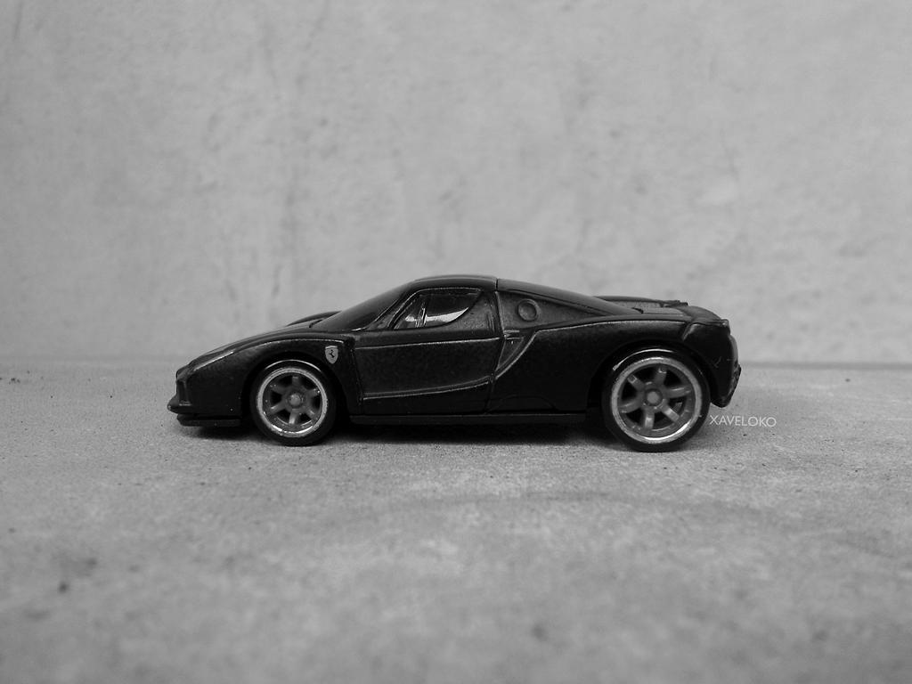 Enzo Ferrari by xavierlokollo