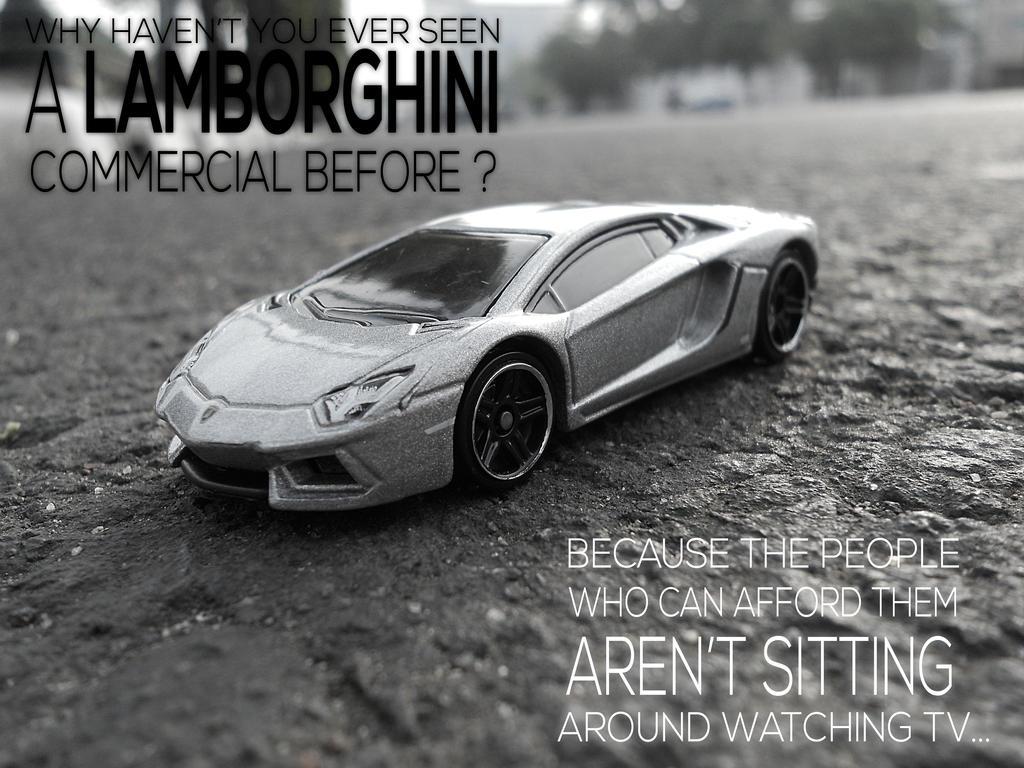 Lamborghini Motivational by xavierlokollo