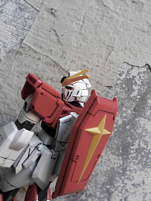 Captain Gundam by xavierlokollo