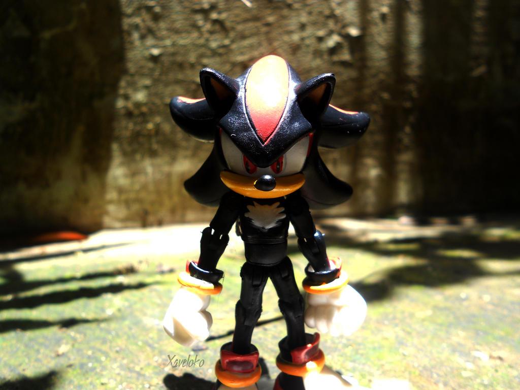 Shadow The hedgehog by xavierlokollo
