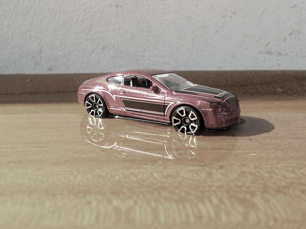Bentley Reflection by xavierlokollo