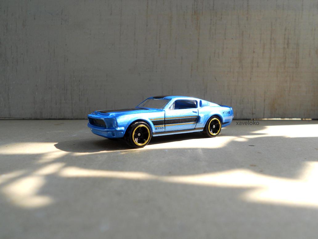 Shelby GT 500 by xavierlokollo