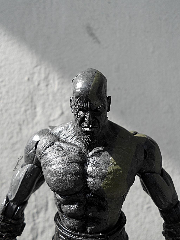 Kratos by xavierlokollo