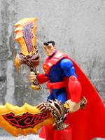 God Of Krypton by xavierlokollo