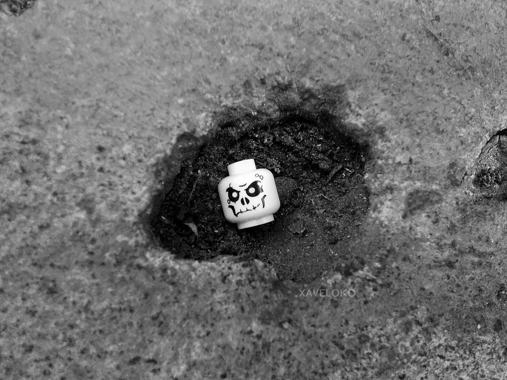 Skull by xavierlokollo