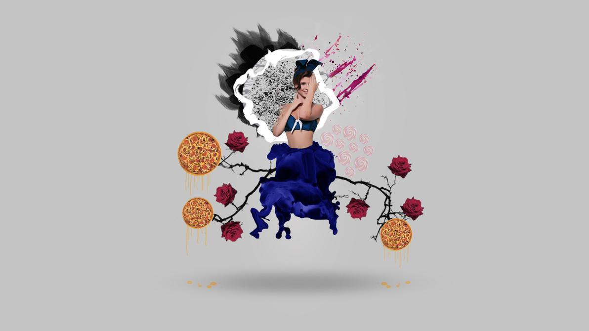 Amanda Cerny Wallpaper by xavierlokollo