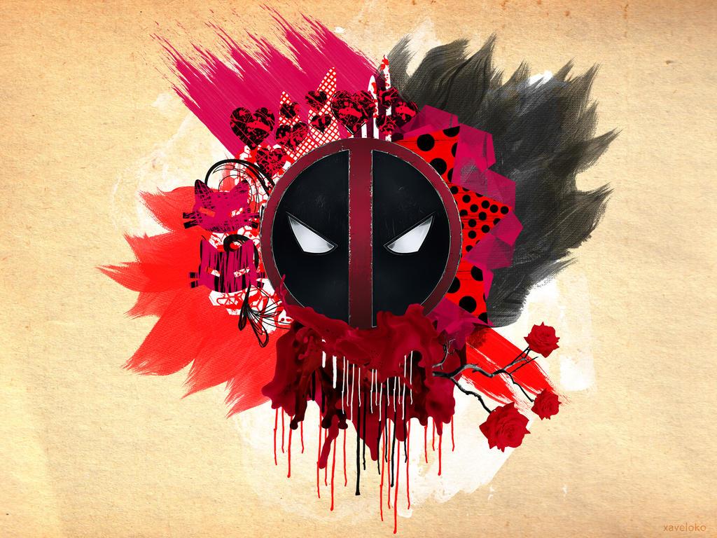 Deadpool by xavierlokollo