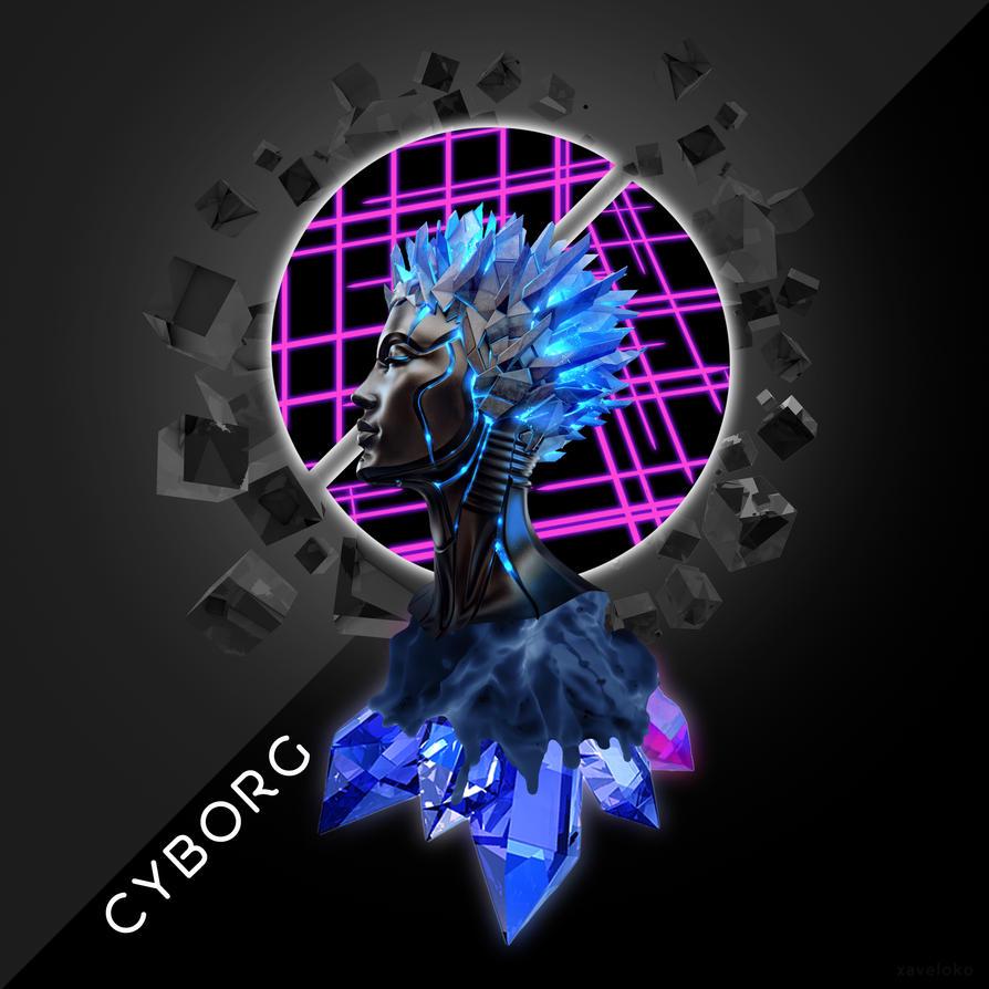 Cyborg by xavierlokollo