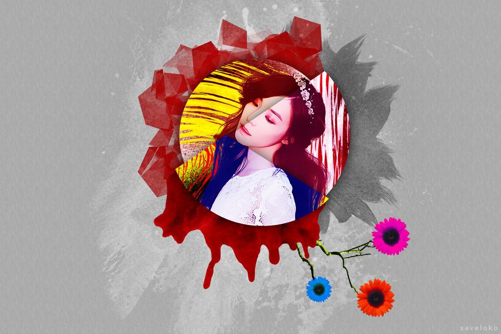 Tiffany SNSD by xavierlokollo