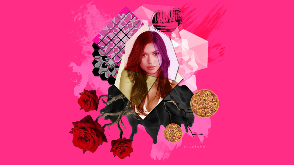 Julia Kelly Wallpaper by xavierlokollo