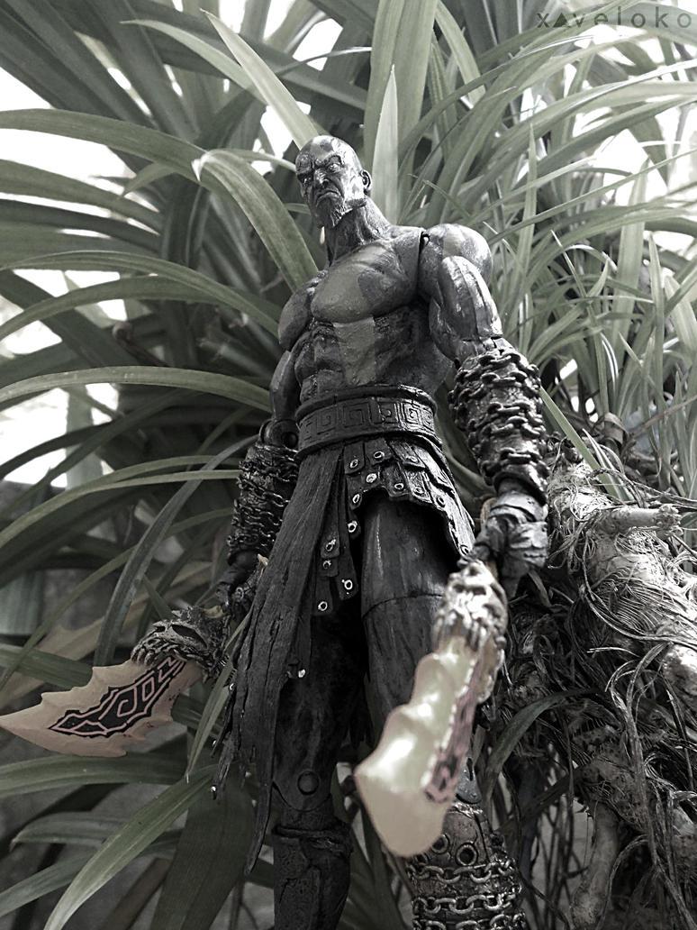 The God of War by xavierlokollo