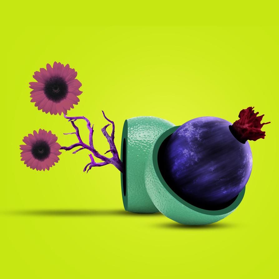 Fruit Planet  by xavierlokollo