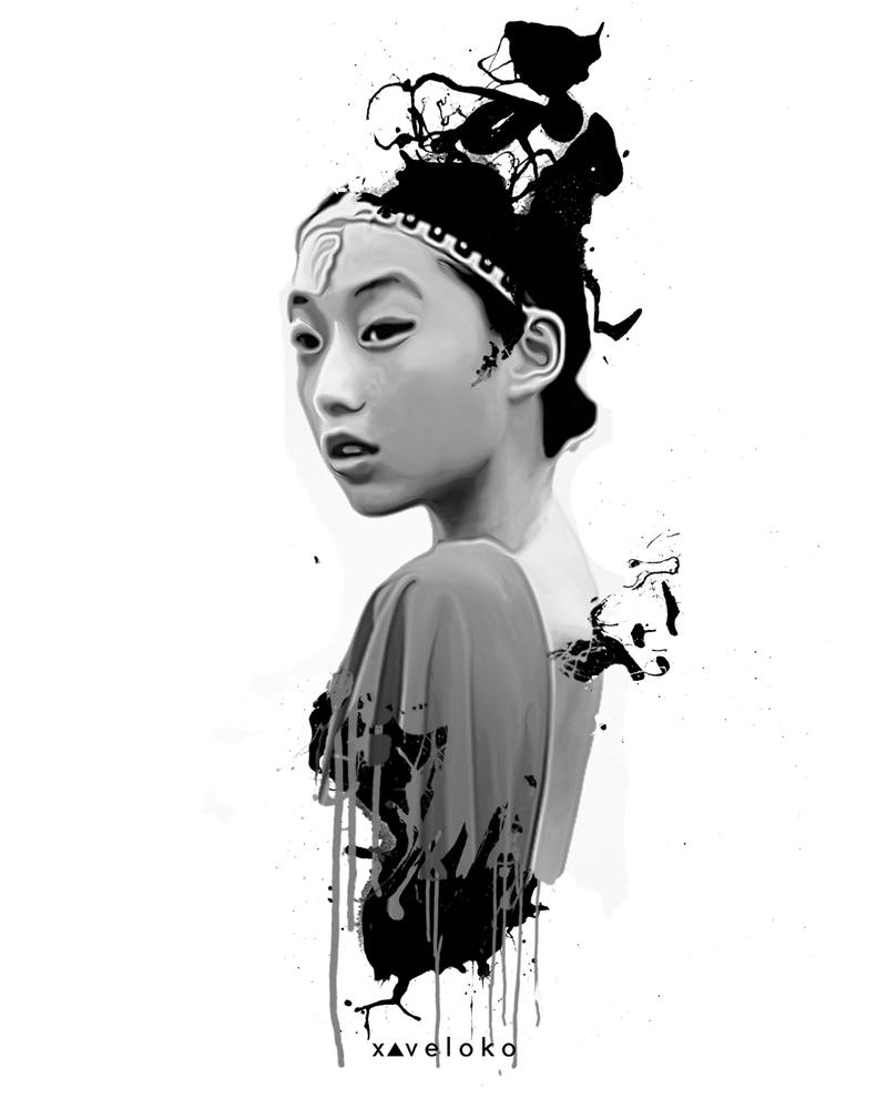 Margareth by xavierlokollo