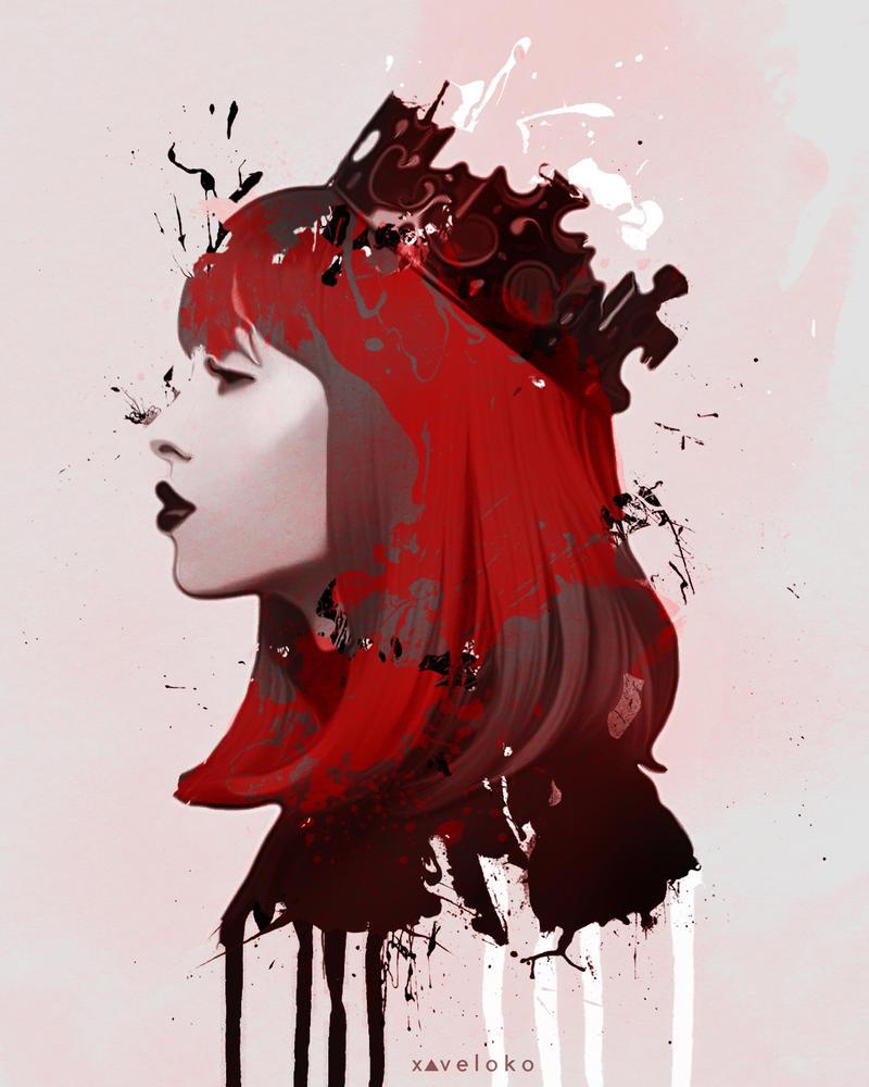 Queen by xavierlokollo