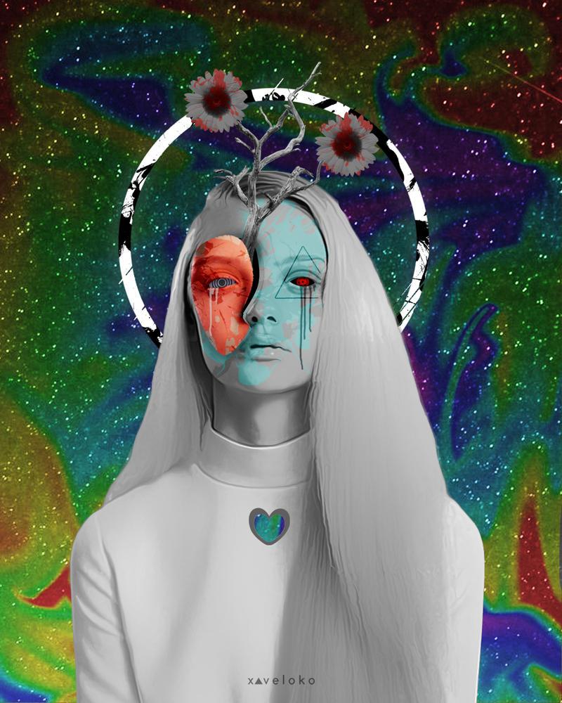Goddess by xavierlokollo