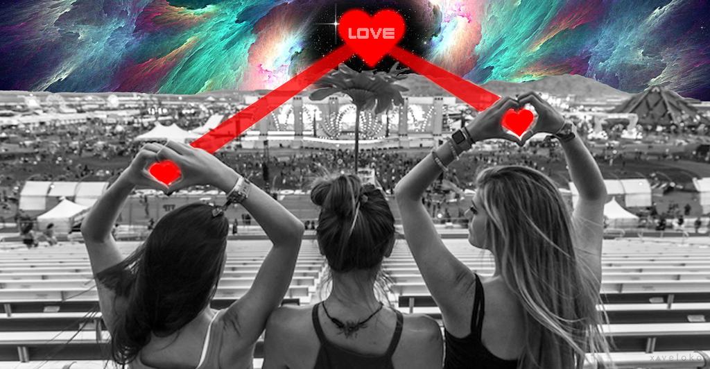 Show Your Love  by xavierlokollo