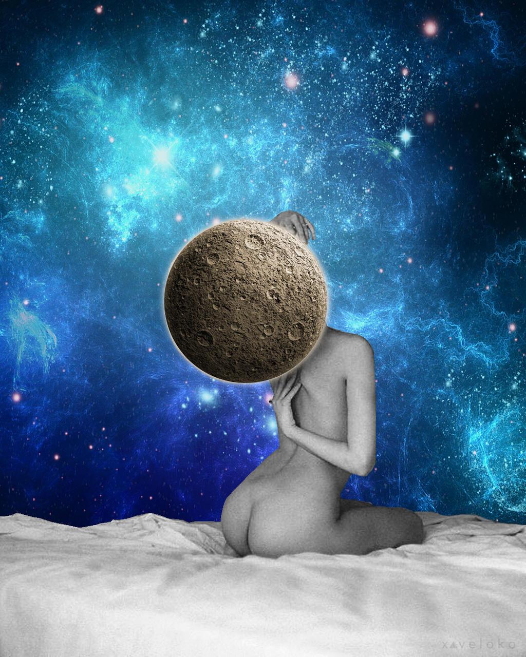 Space Vibe  by xavierlokollo