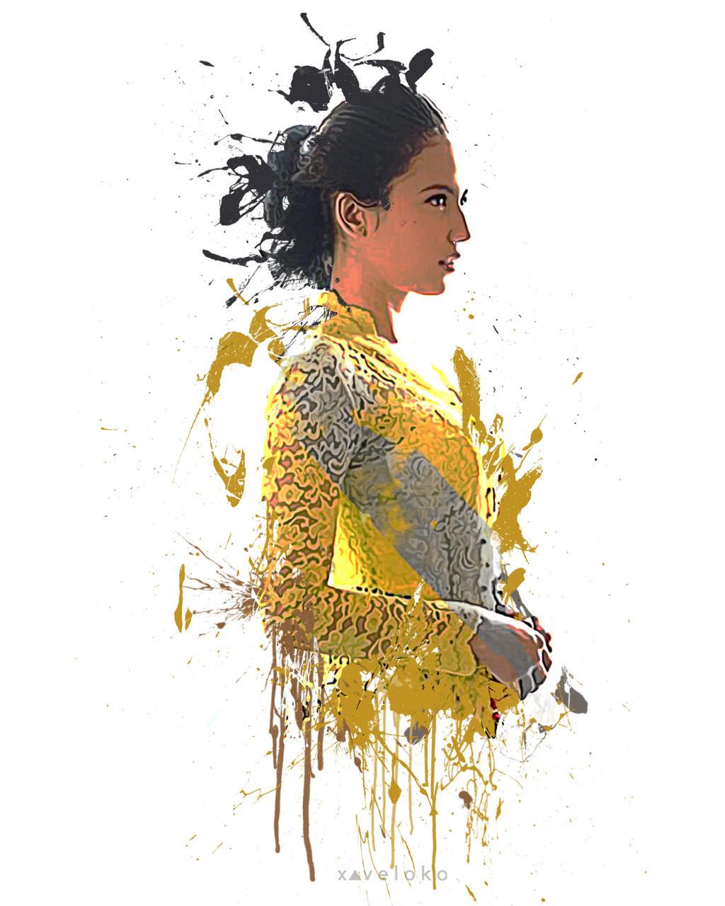 Indonesian Beauty by xavierlokollo