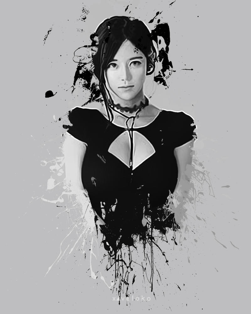 Korean Beauty by xavierlokollo