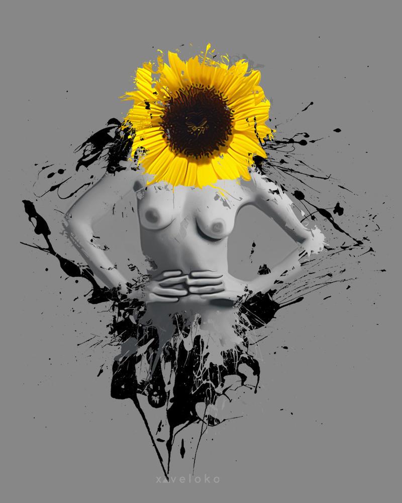 Sunflower by xavierlokollo