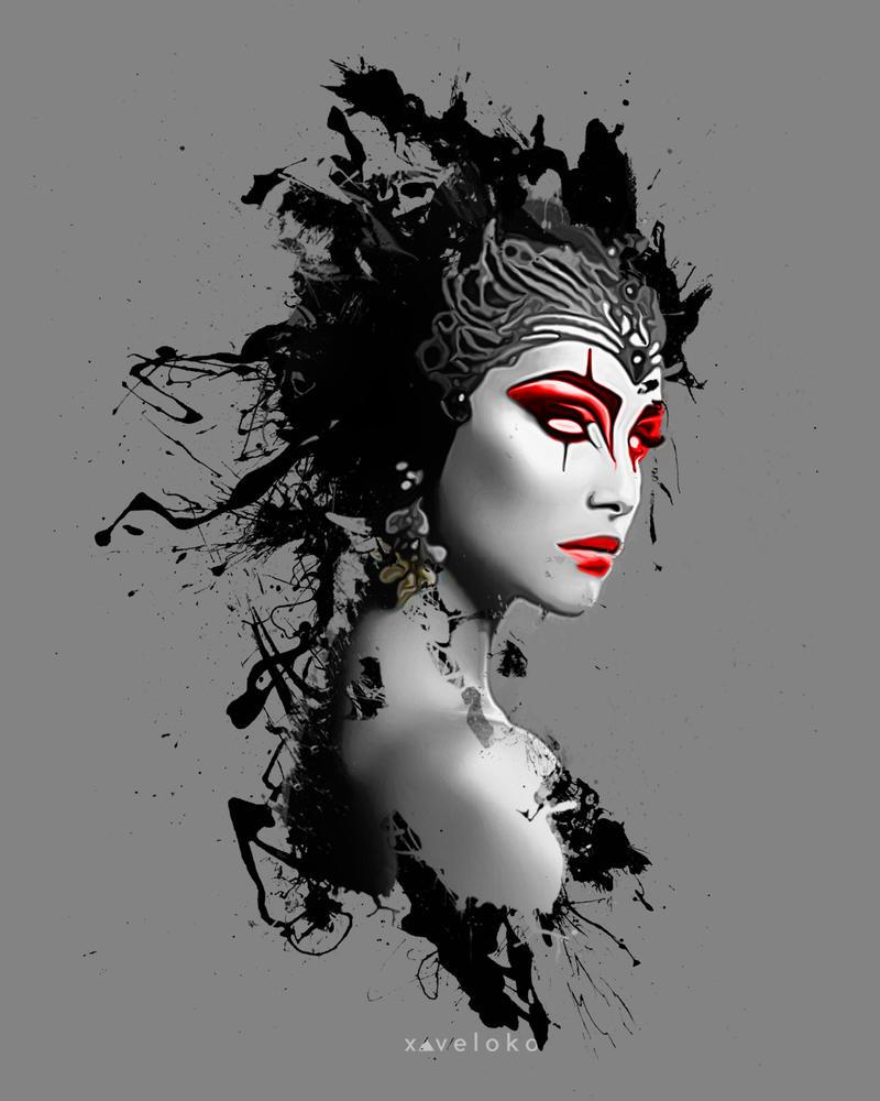 Dark Queen by xavierlokollo