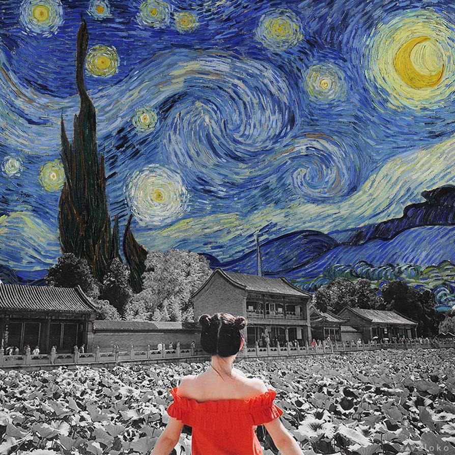 Strarry Wonderland by xavierlokollo