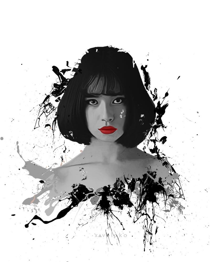 Mia Kerin by xavierlokollo