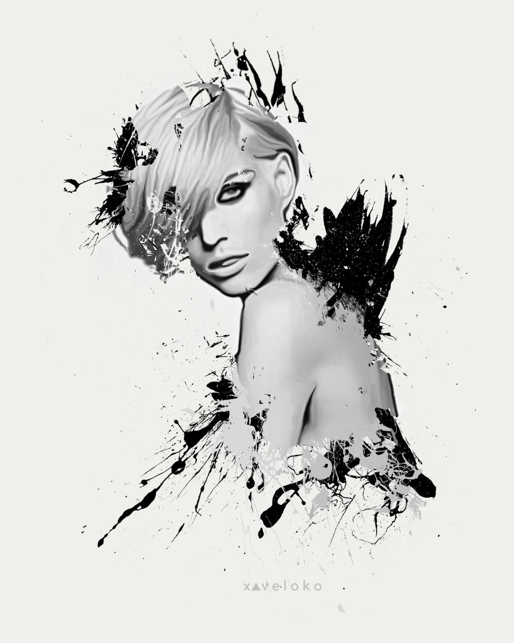 Untitled 7 by xavierlokollo