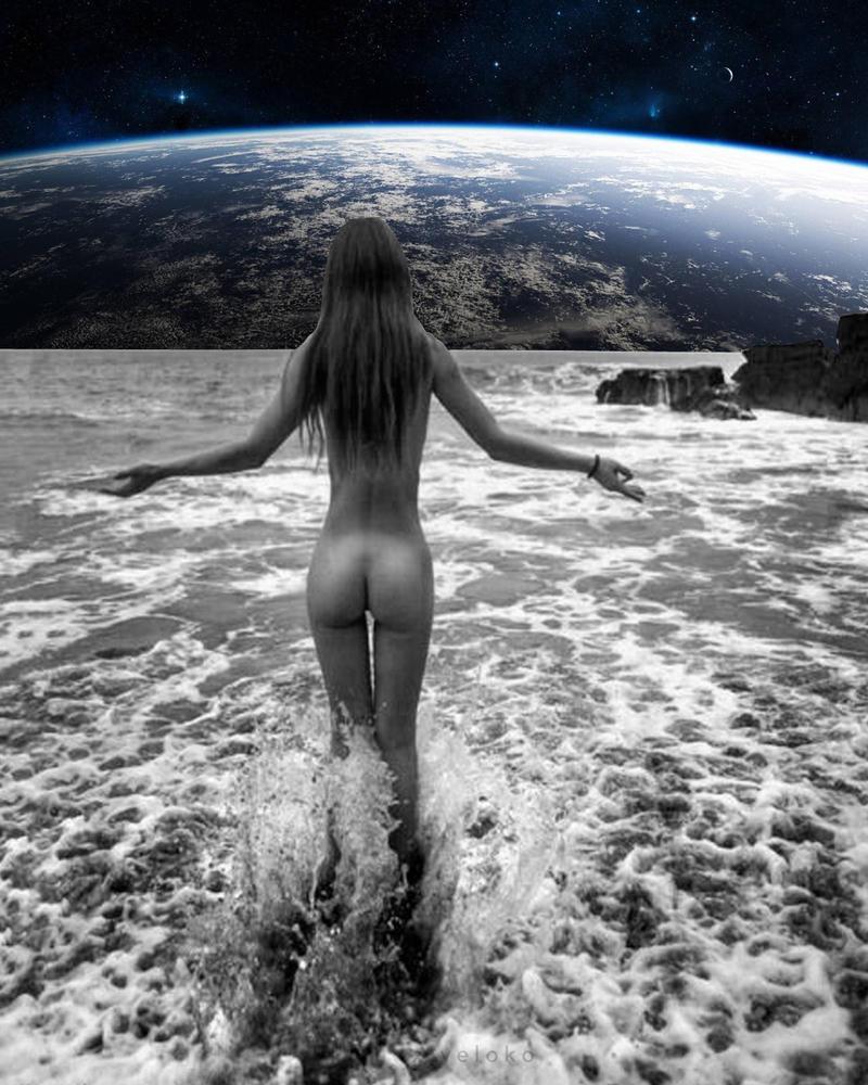 Feel The Horizon by xavierlokollo