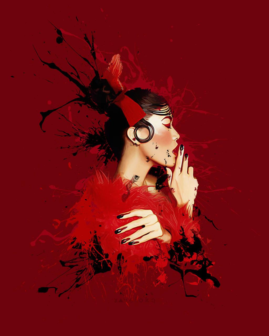 Reddish by xavierlokollo