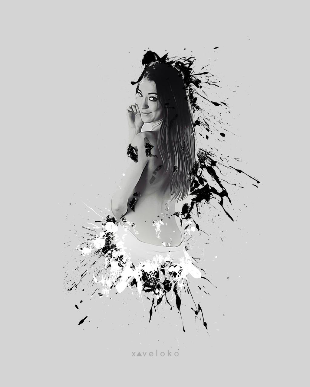 Lucy  by xavierlokollo