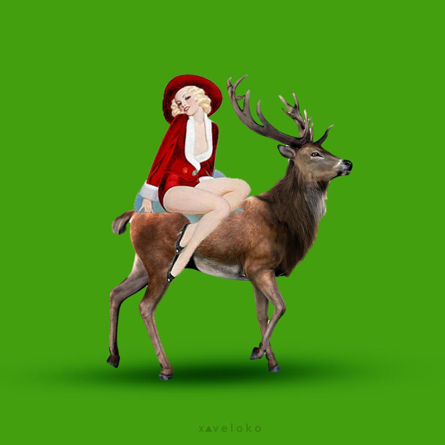 Merry Christmas ya Filthy Animal by xavierlokollo