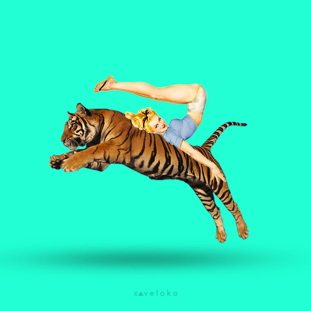 Acrobatic by xavierlokollo