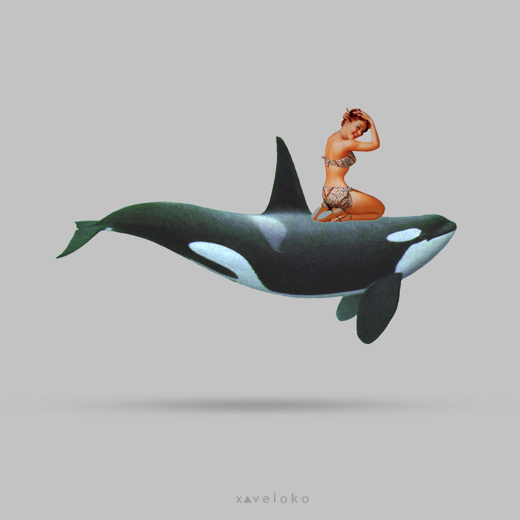 Floating Killer by xavierlokollo